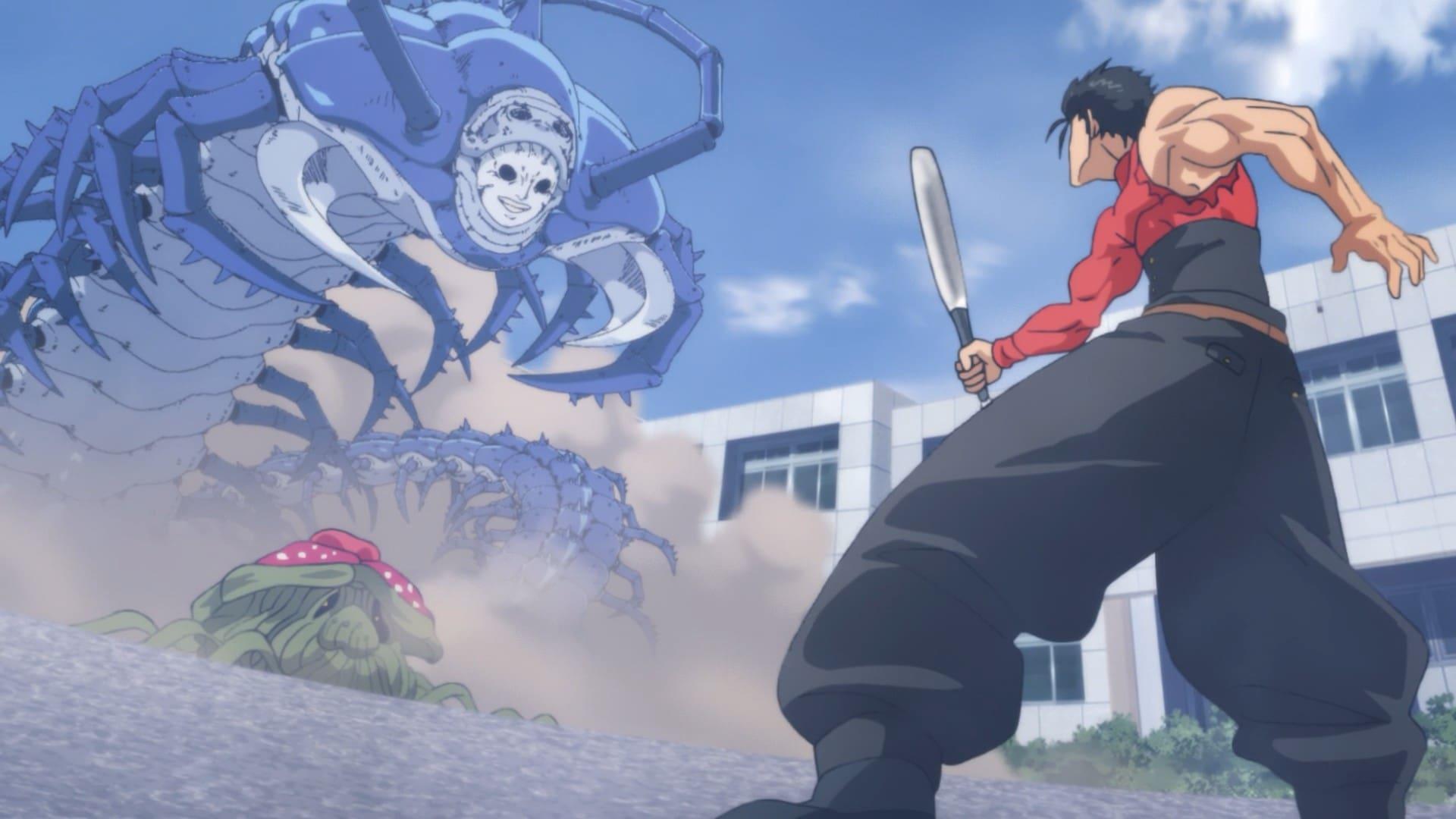 One-Punch Man Season 2 :Episode 4  Metal Bat