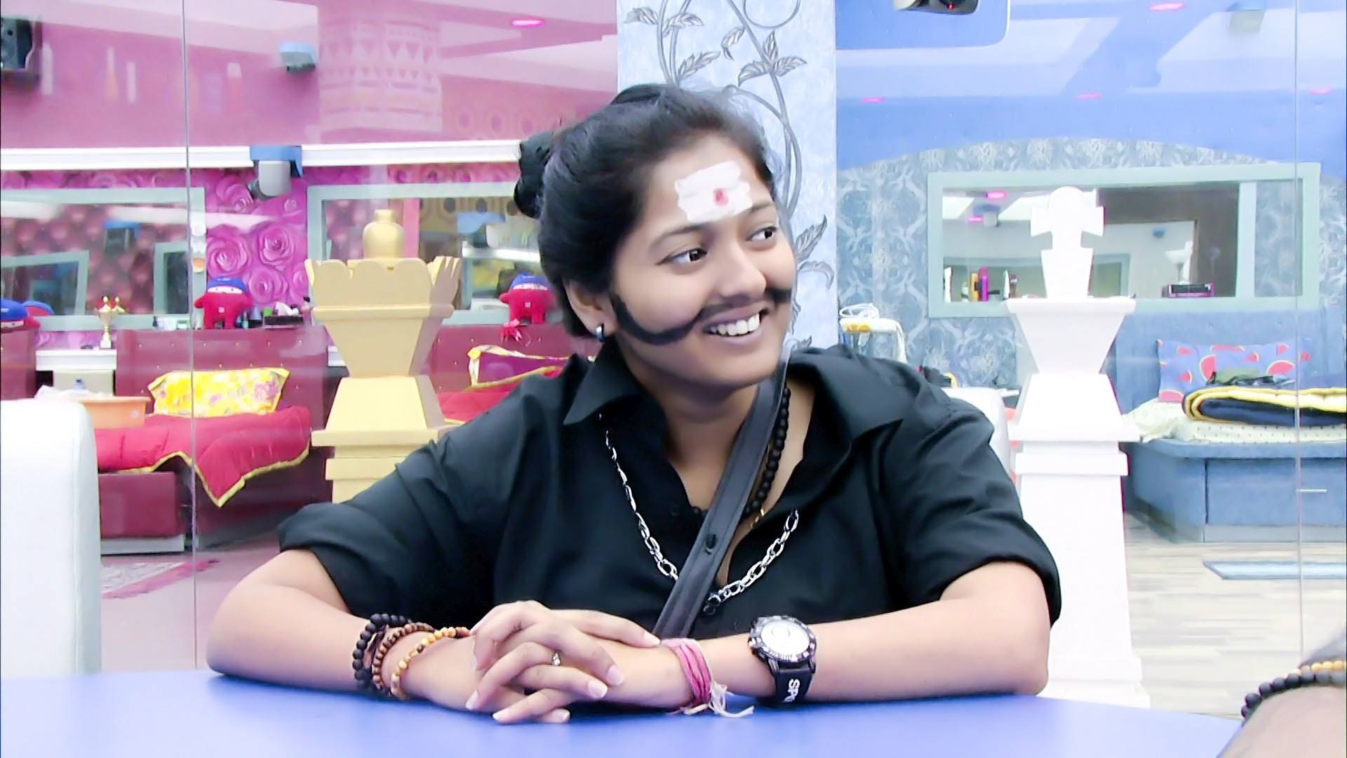 Bigg Boss Season 1 :Episode 17  Day 16: Virumaandis In The House