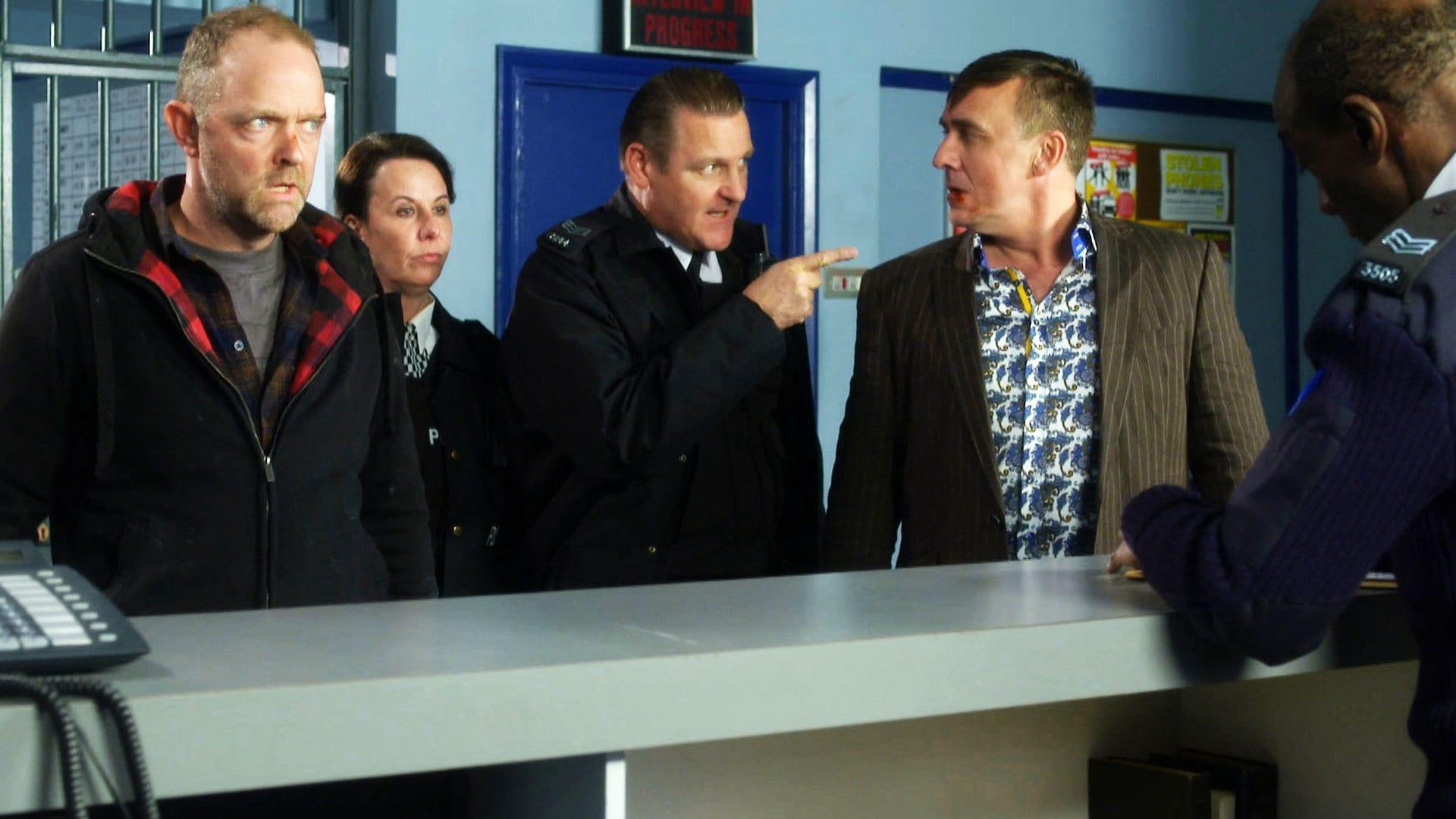 Season 18 :Episode 160  Surveillance
