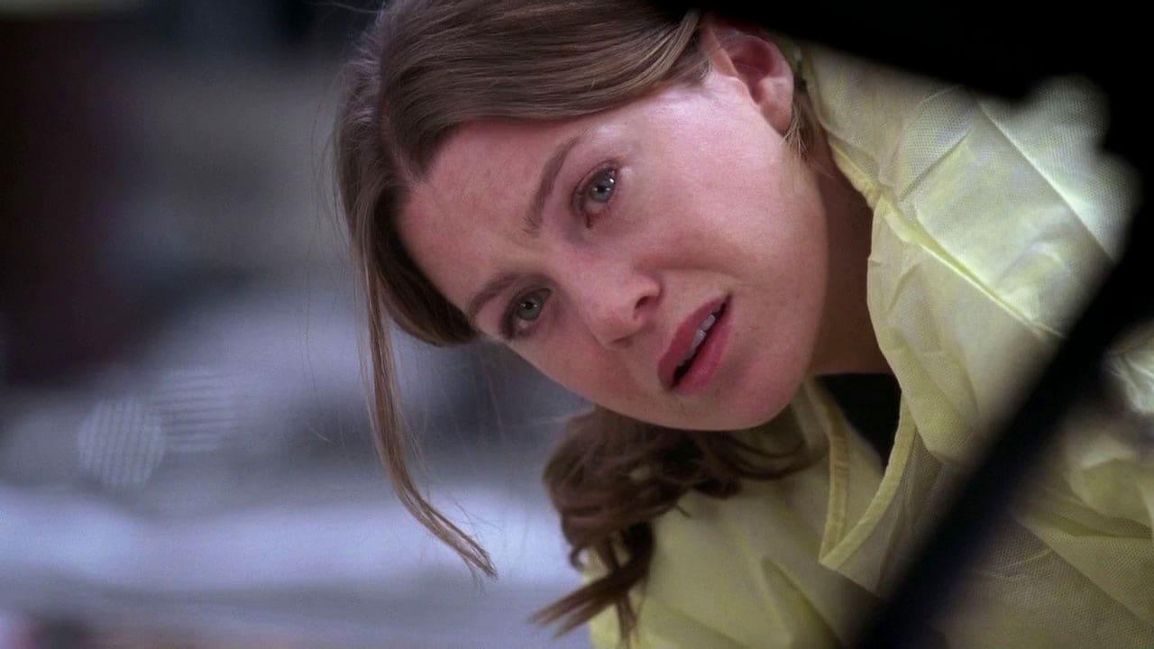 Grey's Anatomy Season 4 :Episode 9  Ein schwarzer Tag