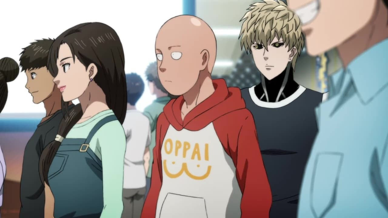 One-Punch Man Season 0 :Episode 12  Games and Rivals