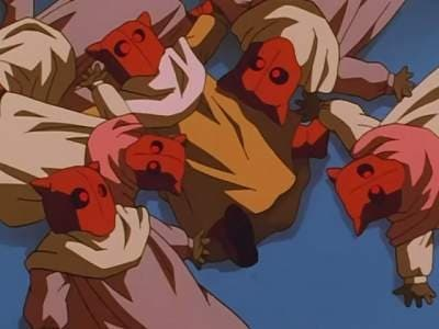 Dragon Ball GT Season 1 :Episode 11  The Curse Of Ruudo!? Pan Turns Into A Doll