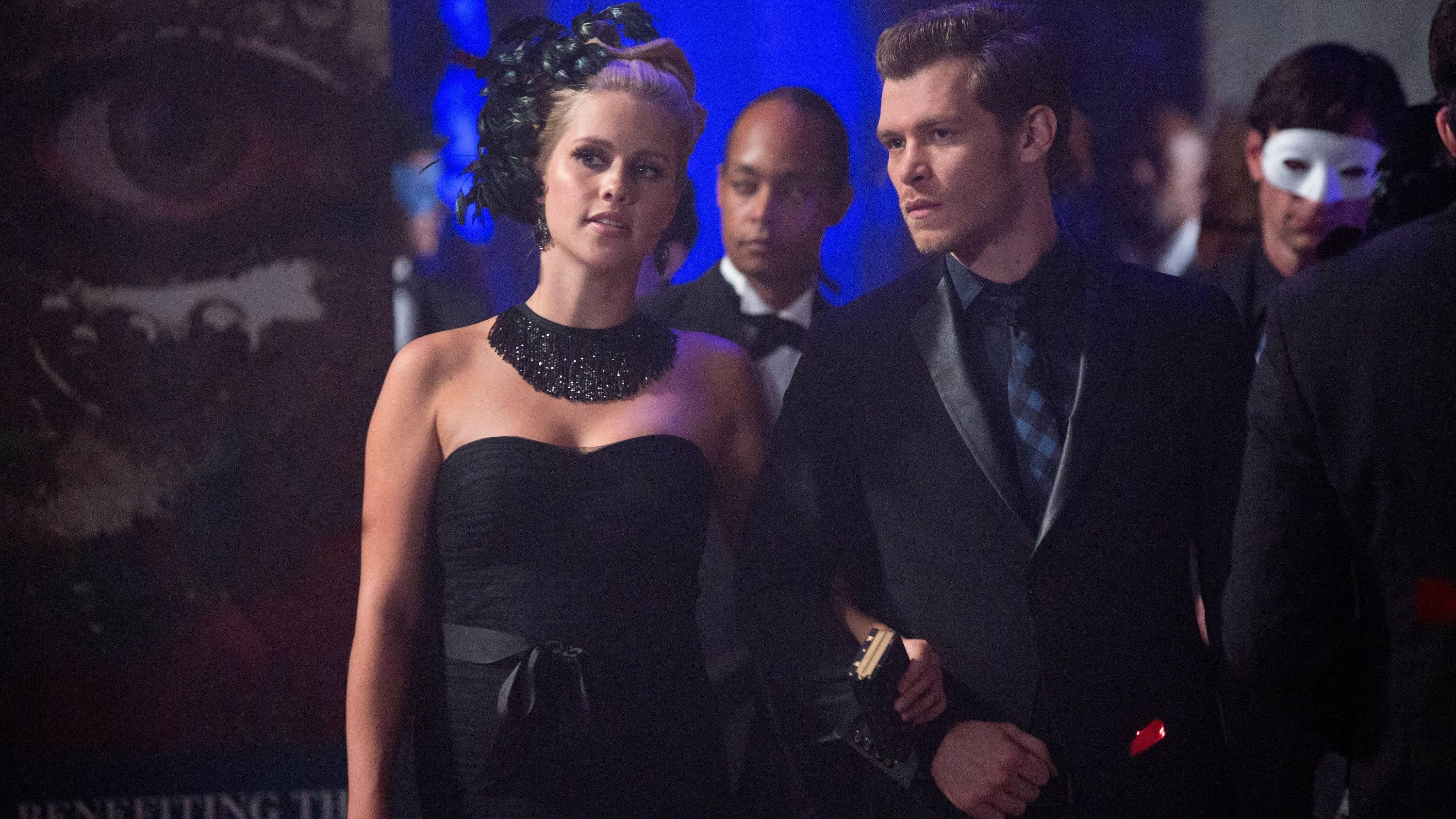 The Originals - Season 1 Episode 3 : Tangled Up in Blue
