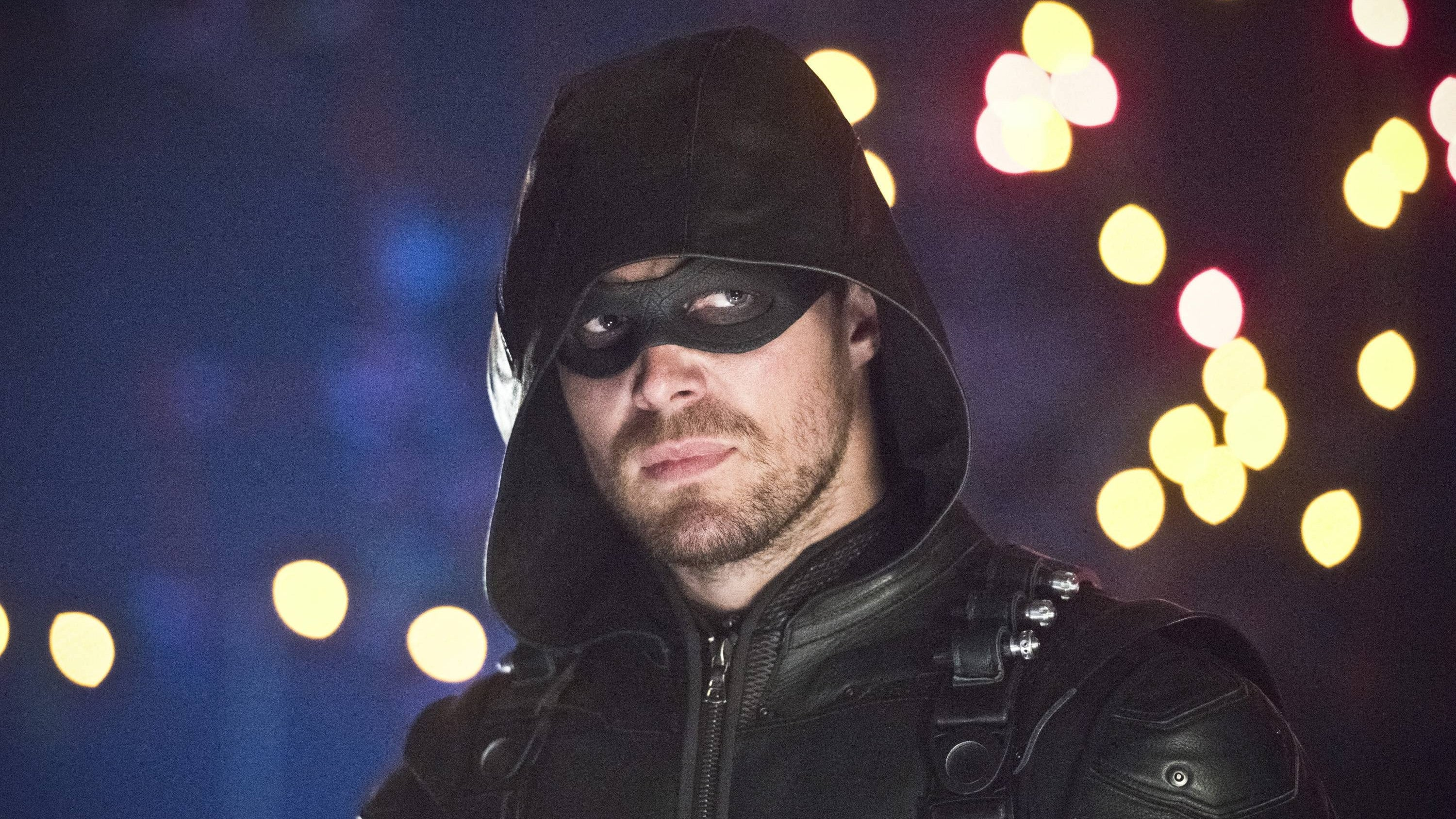 Arrow Season 4 :Episode 21  Monument Point