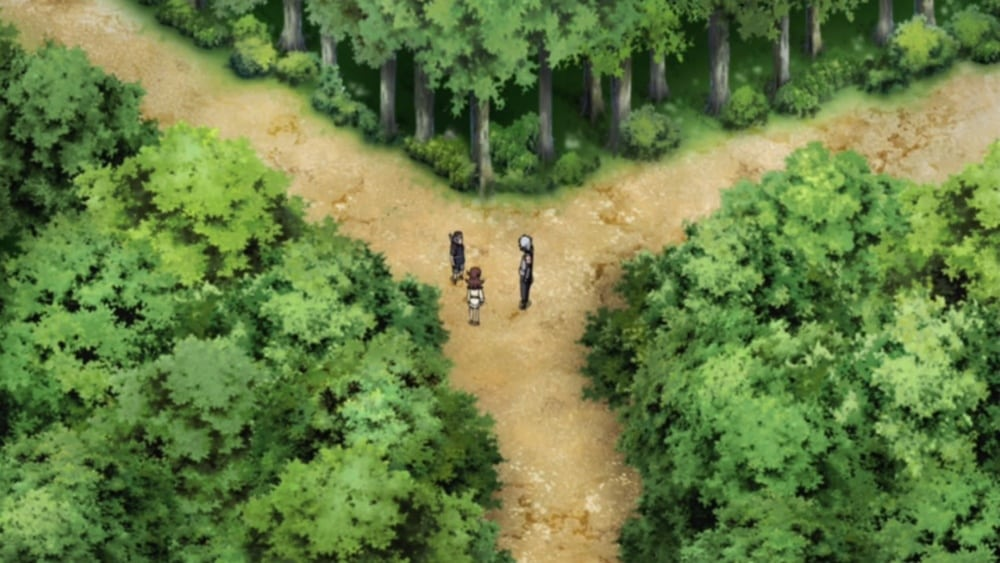 Naruto Shippūden Season 16 :Episode 354  Their Own Paths