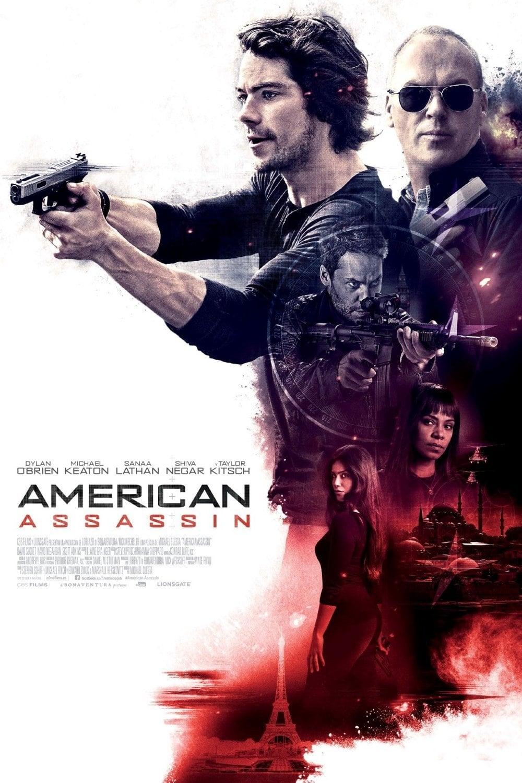 Póster American Assassin