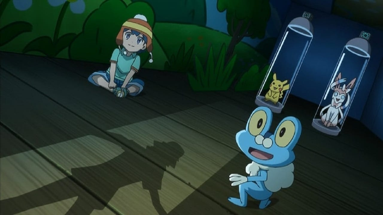 Pokémon Season 17 :Episode 13  Kindergarten Chaos!