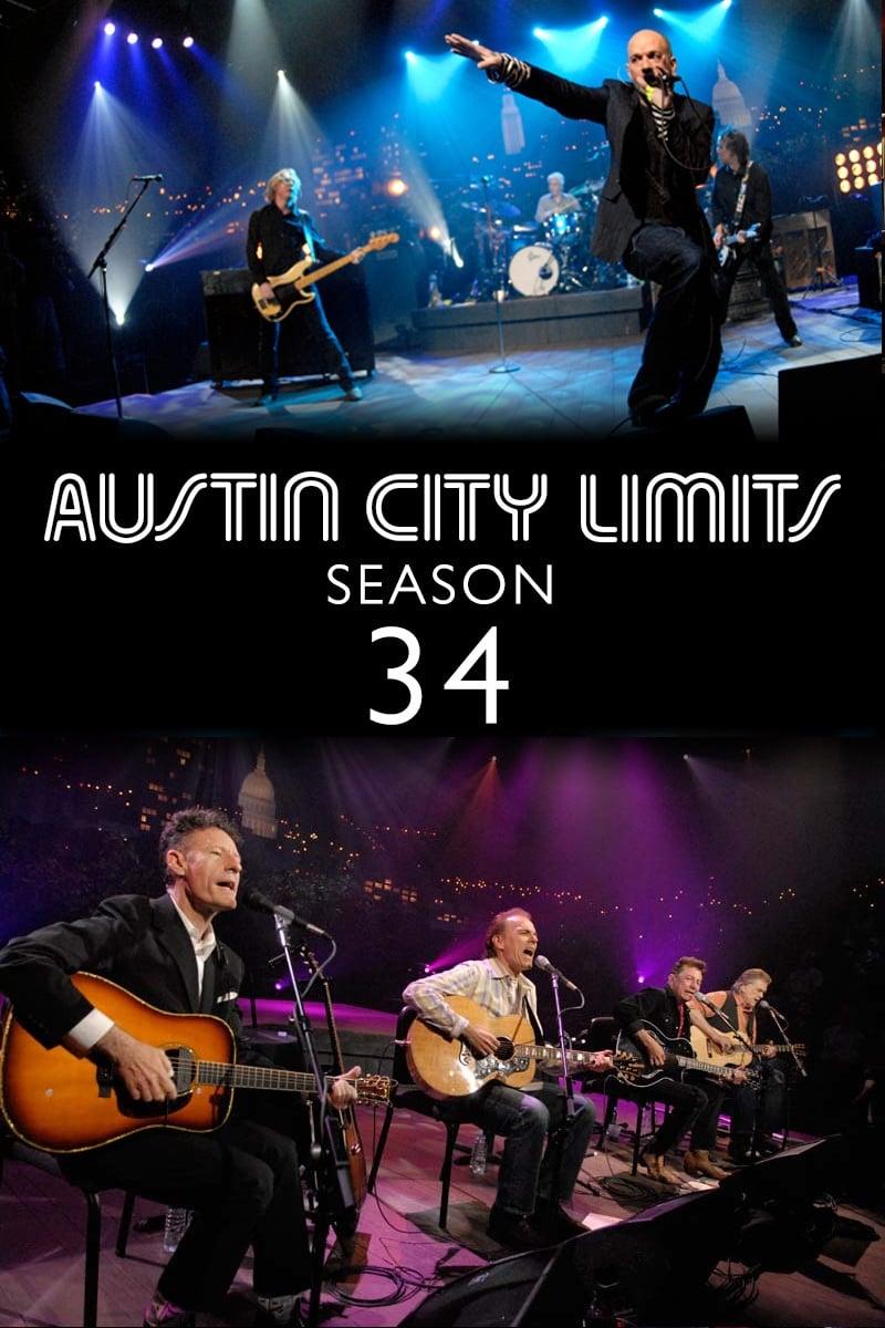 Austin City Limits Season 34