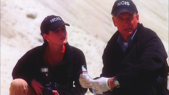NCIS Season 1 :Episode 22  A Weak Link