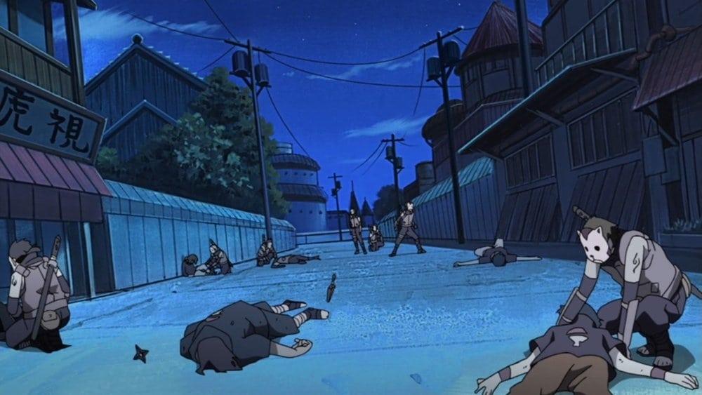 Naruto Shippūden Season 16 :Episode 359  The Night of the Tragedy