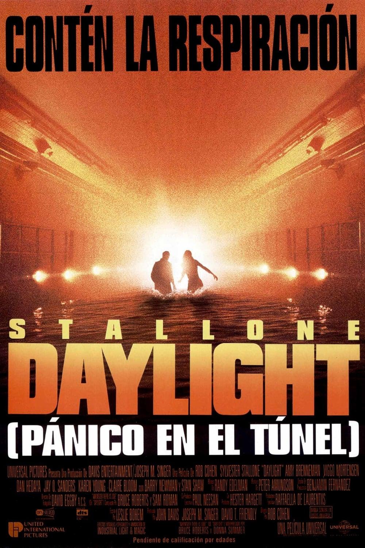 Póster Daylight (Pánico en el túnel)