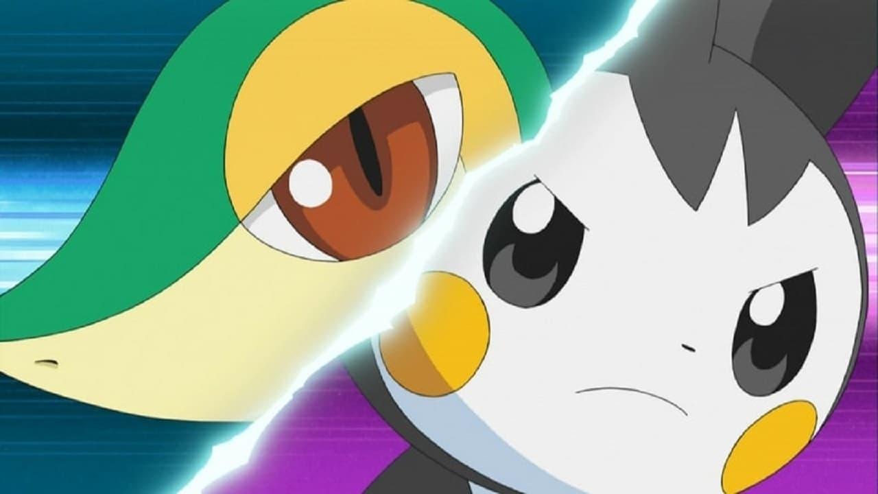 Pokémon Season 14 :Episode 25  Emolga and the New Volt Switch!