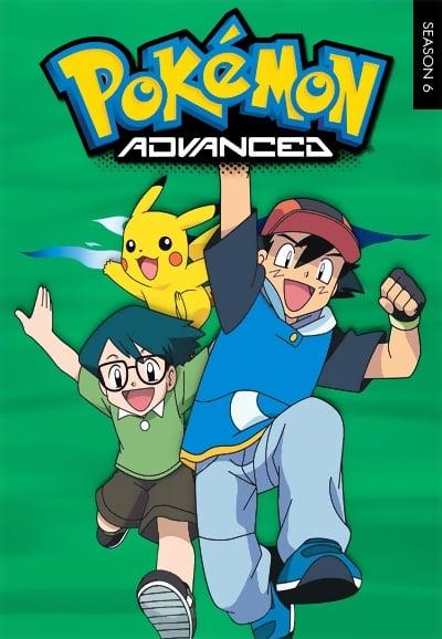 Pokémon Season 6