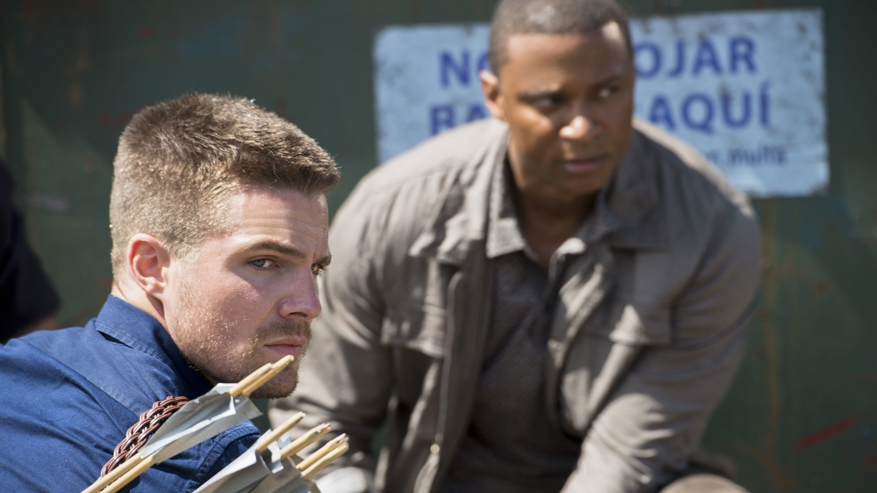 Arrow Season 3 :Episode 3  Corto Maltese