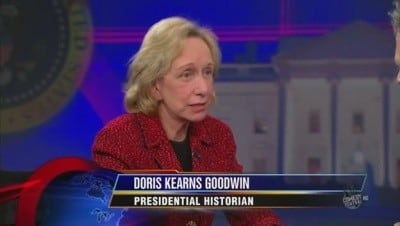 The Daily Show with Trevor Noah Season 15 :Episode 16  Doris Kearns Goodwin