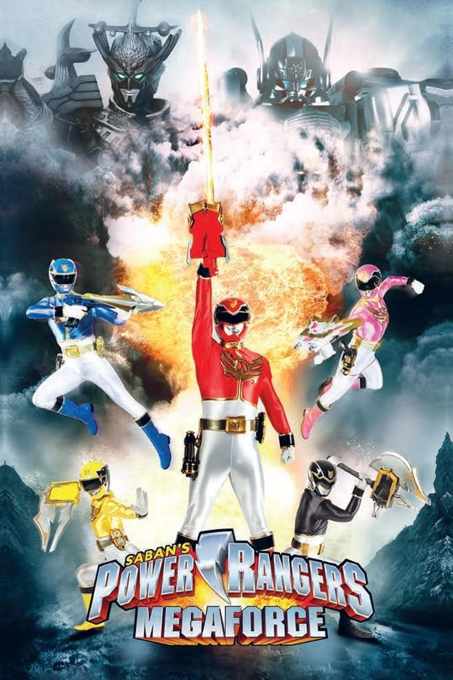 Power Rangers Season 20