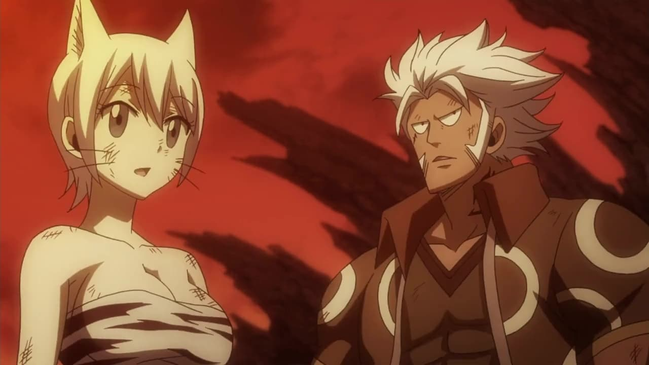 Fairy Tail - Season 6 Episode 23 : Tartaros Chapter - Celestial Spirit King vs. Underworld King