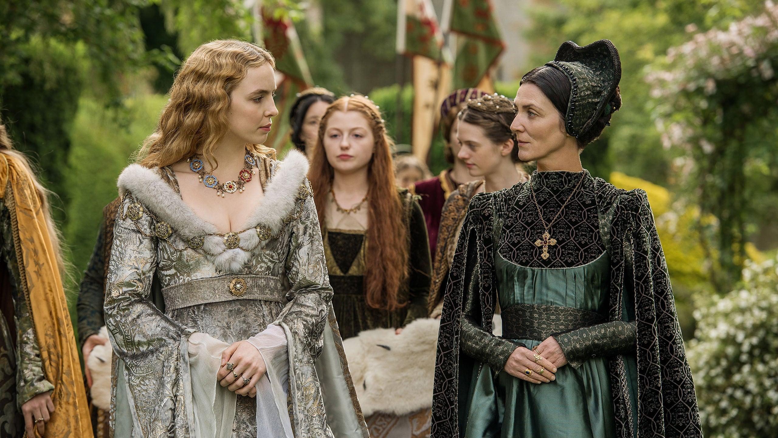 La princesa blanca: Temporada 1, Capitulo 3