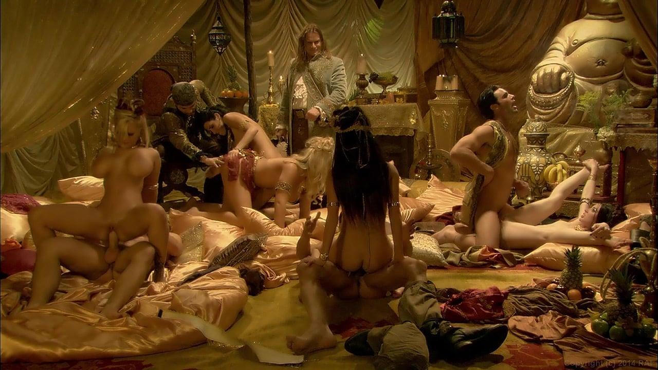 Смотреть историческое порно в гареме красивые