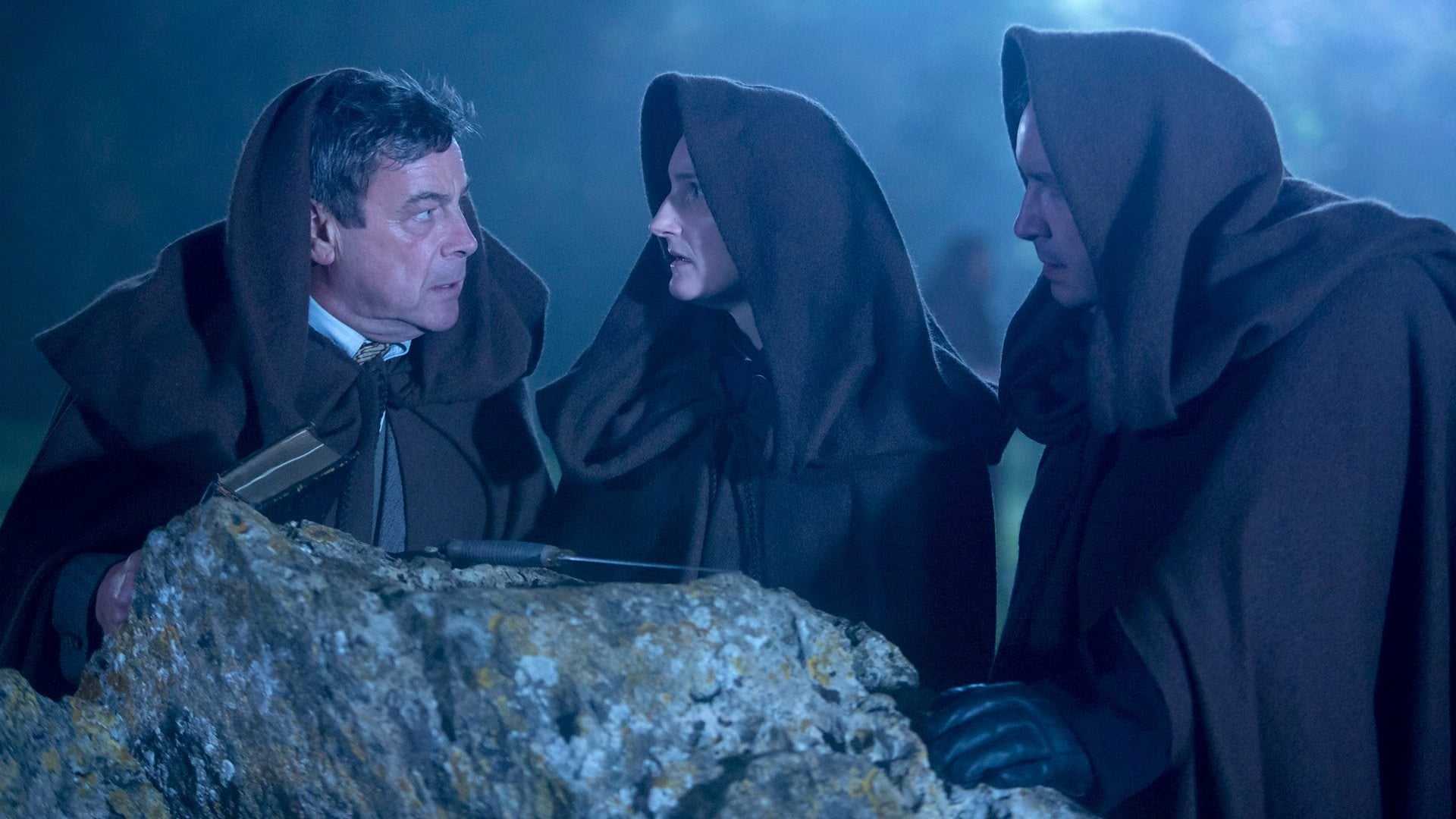 Father Brown Season 3 :Episode 12  The Standing Stones