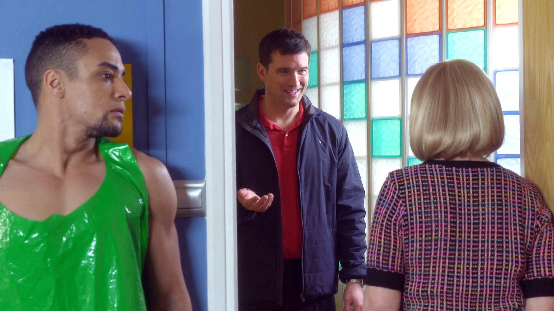 Doctors Season 18 :Episode 30  Shut Up