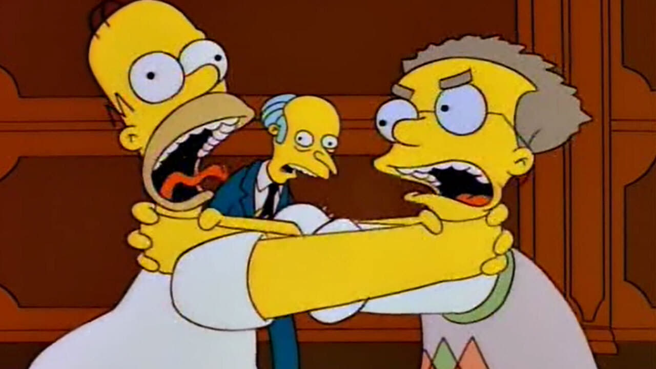 The Simpsons - Season 7 Episode 17 : Homer the Smithers