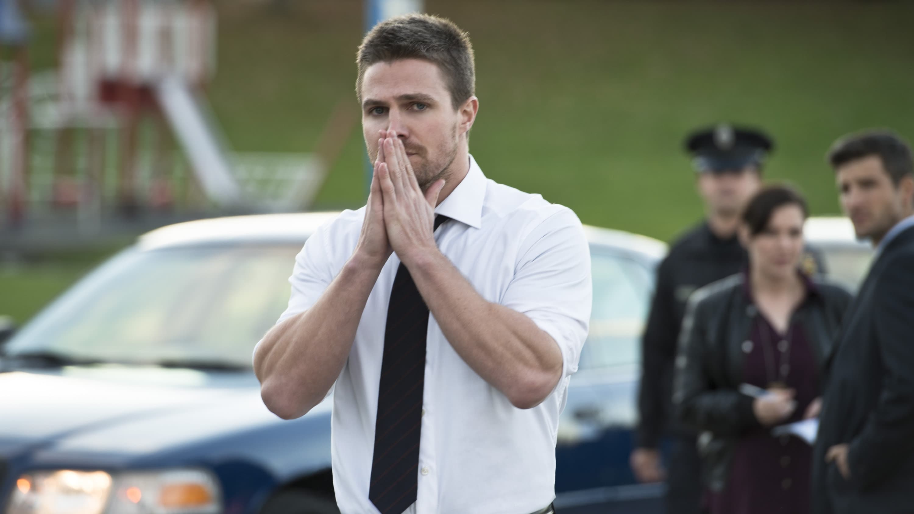 Arrow Season 4 :Episode 9  Stille Wasser