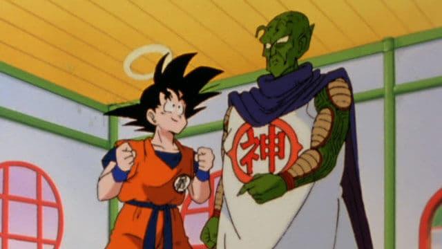Dragon Ball Z Kai Season 1 :Episode 4  Run in the Afterlife, Goku! The One Million Mile Snake Way