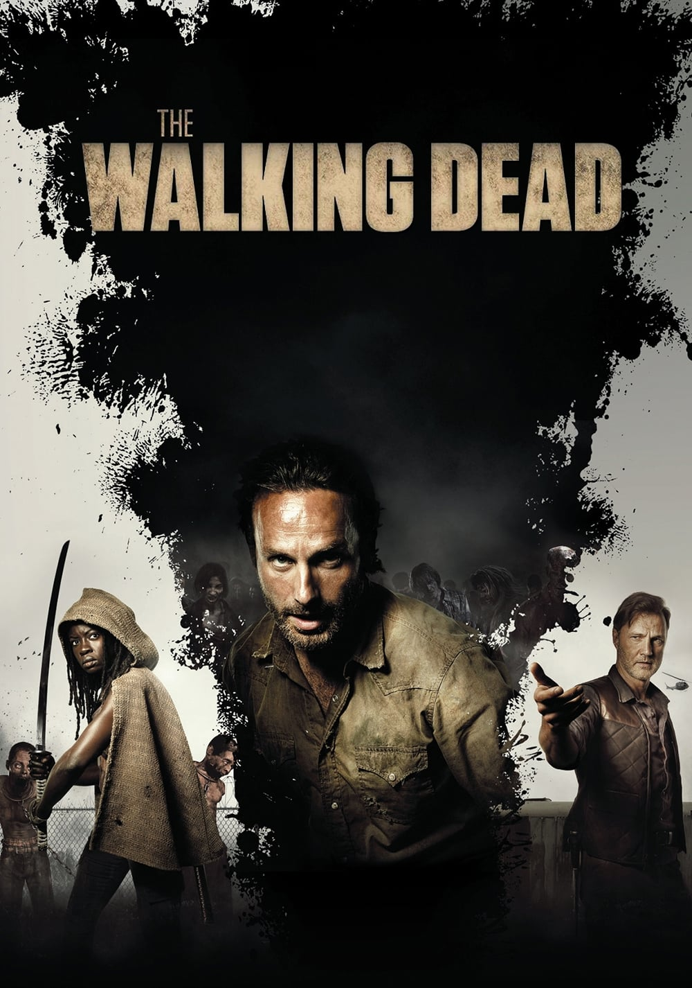 The Walking Dead 3° Temporada Dublado