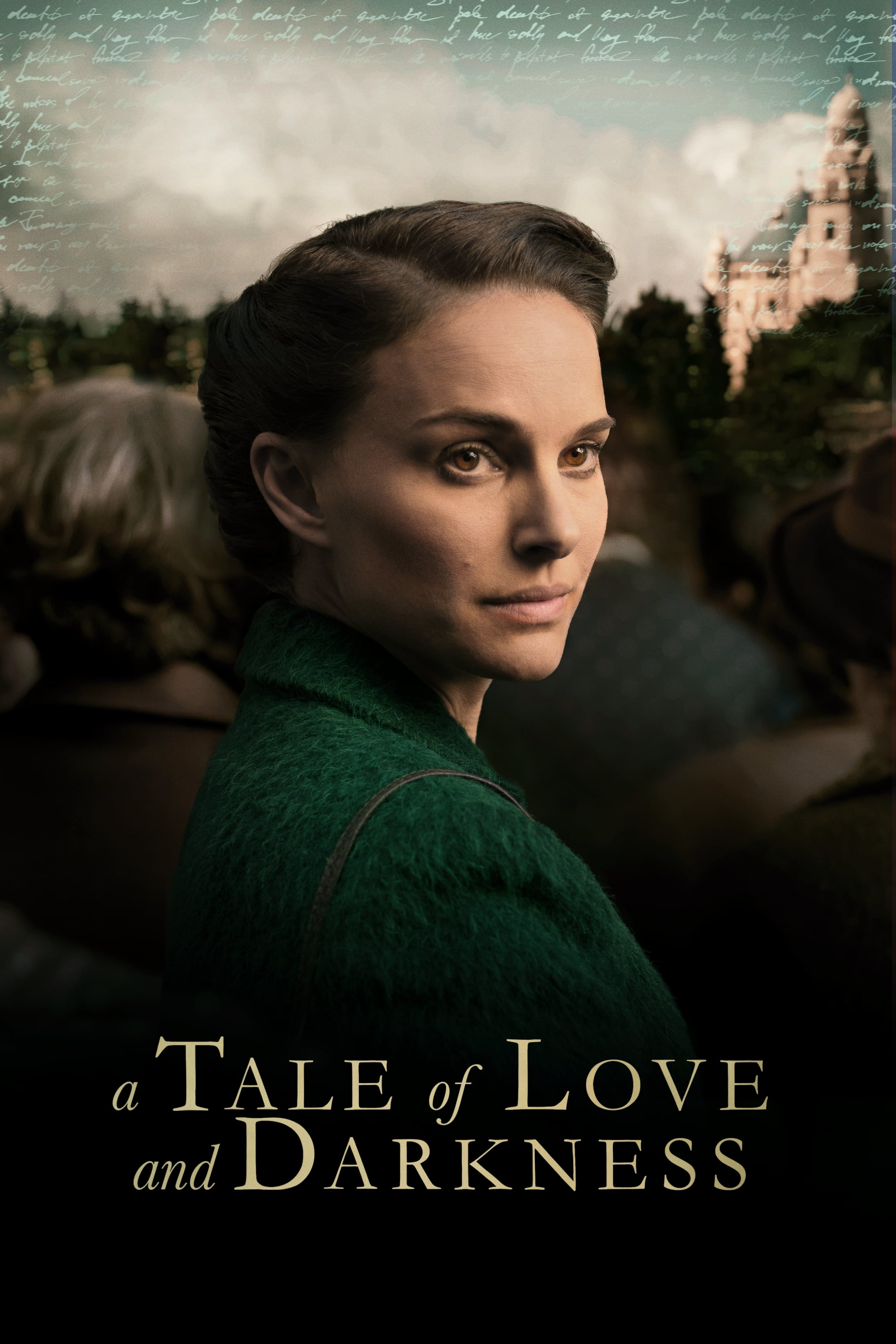 Póster A Tale of Love and Darkness
