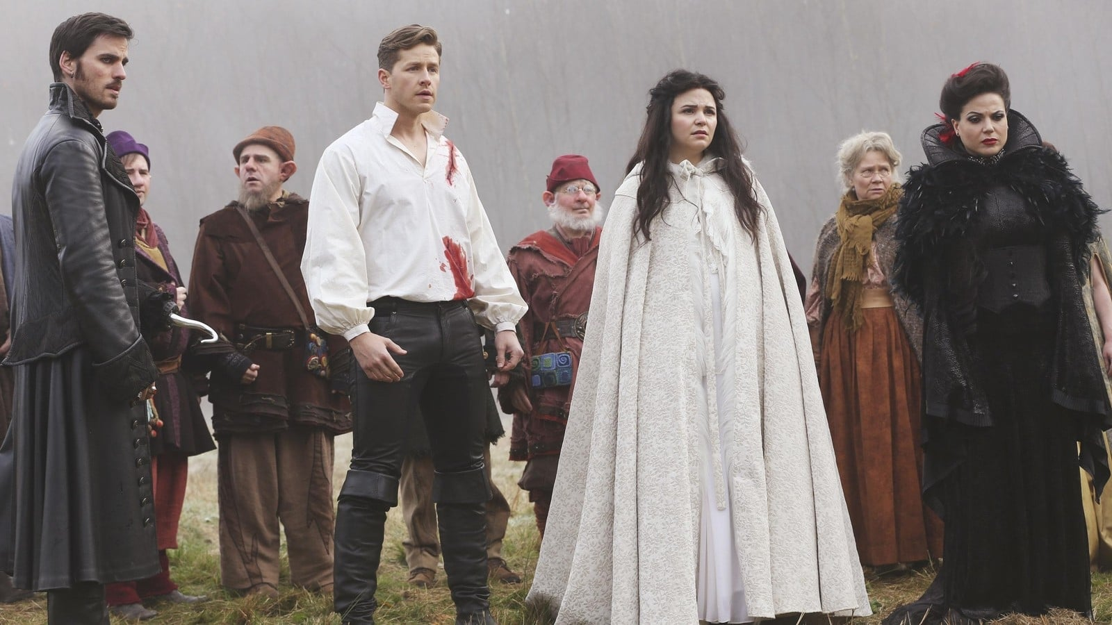 Once Upon a Time Season 3 :Episode 12  New York City Serenade