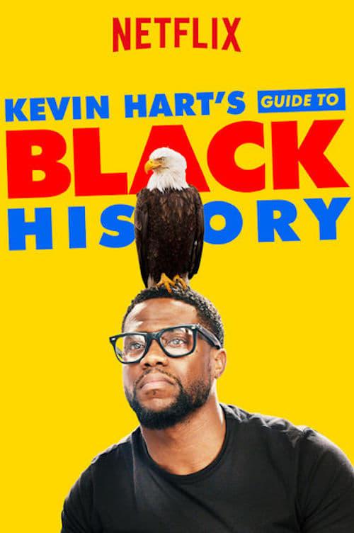 Póster La gu�a de historia negra de Kevin Hart