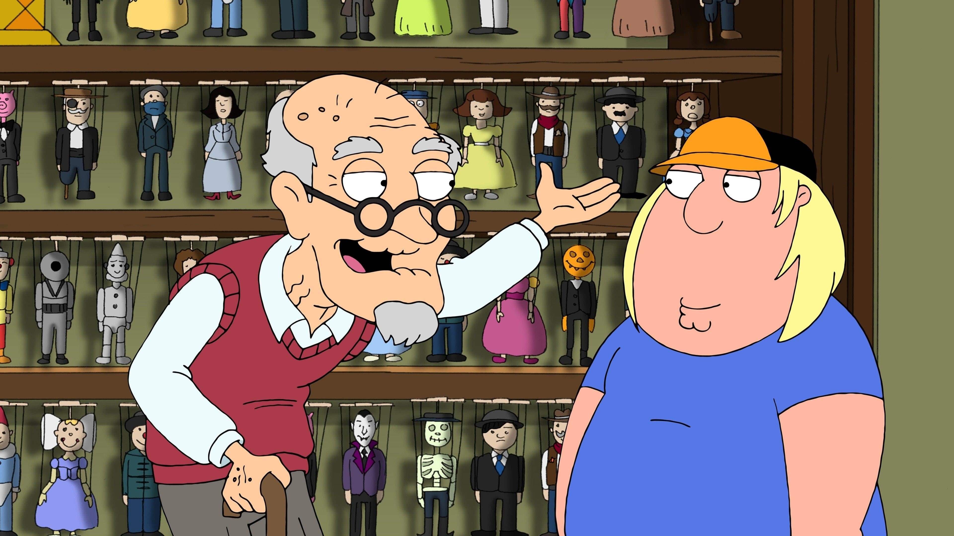 Family Guy Season 9 :Episode 11  German Guy