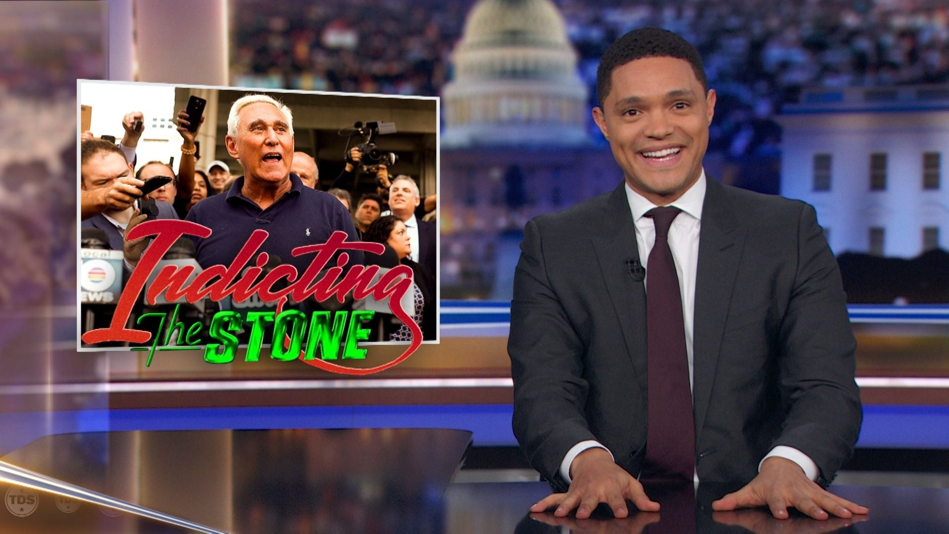 The Daily Show with Trevor Noah Season 24 :Episode 51  Mo Amer
