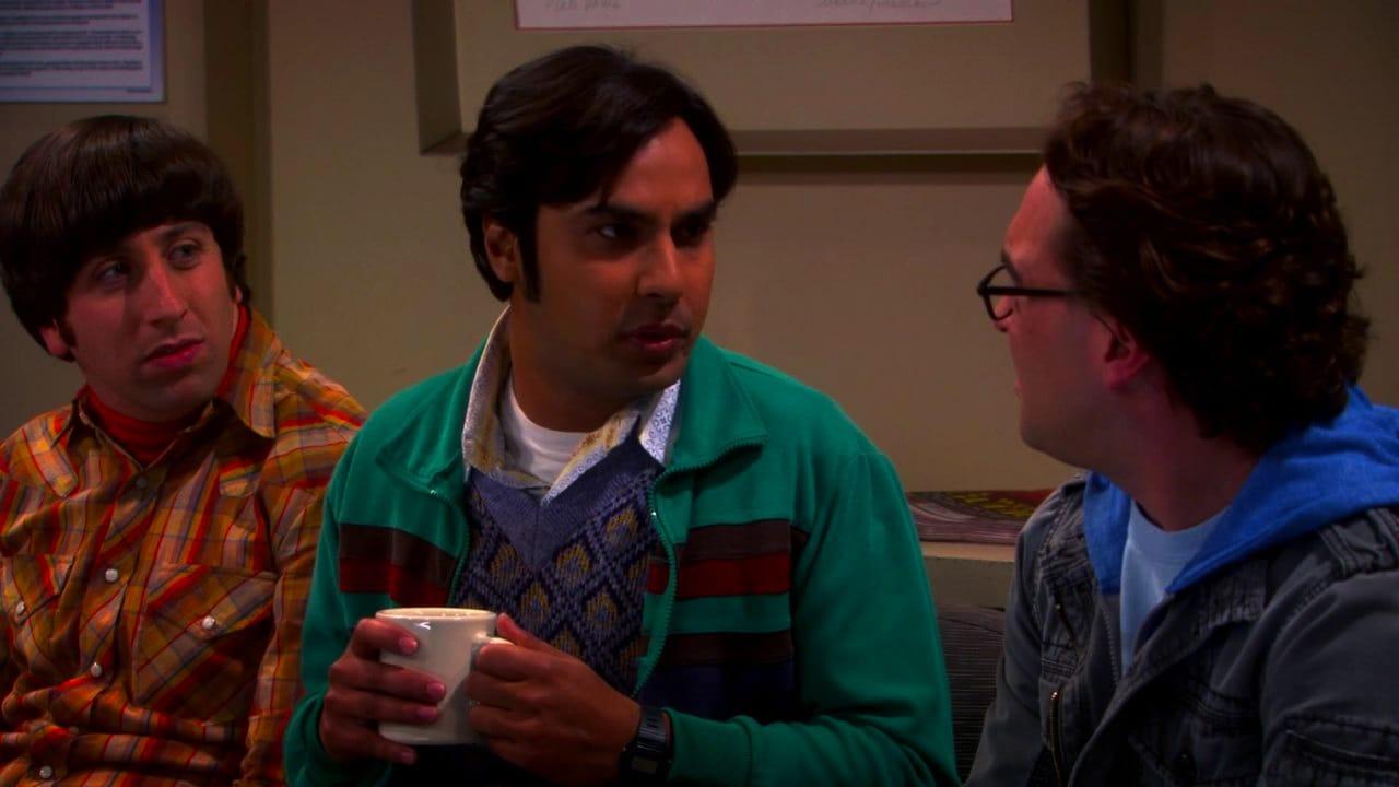 The Big Bang Theory - Season 6 Episode 12 : The Egg Salad Equivalency