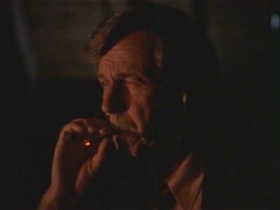 The X-Files Season 4 :Episode 7  Musings of a Cigarette Smoking Man