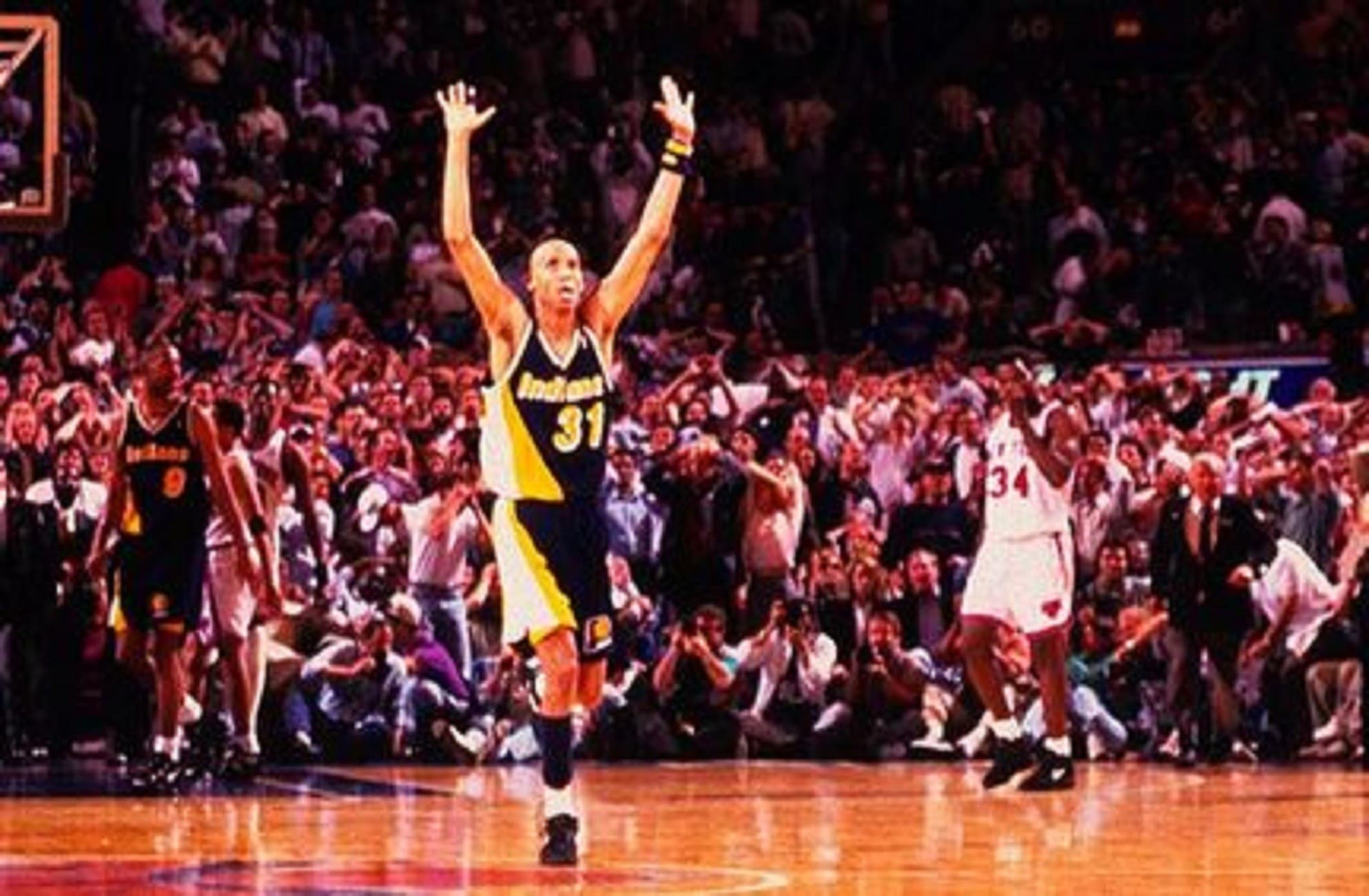 a biography of reggie miller Reggie miller is a supporting character on devious biography early life my uncle reggie is first seen standing before the judge attempting to get rosie and.