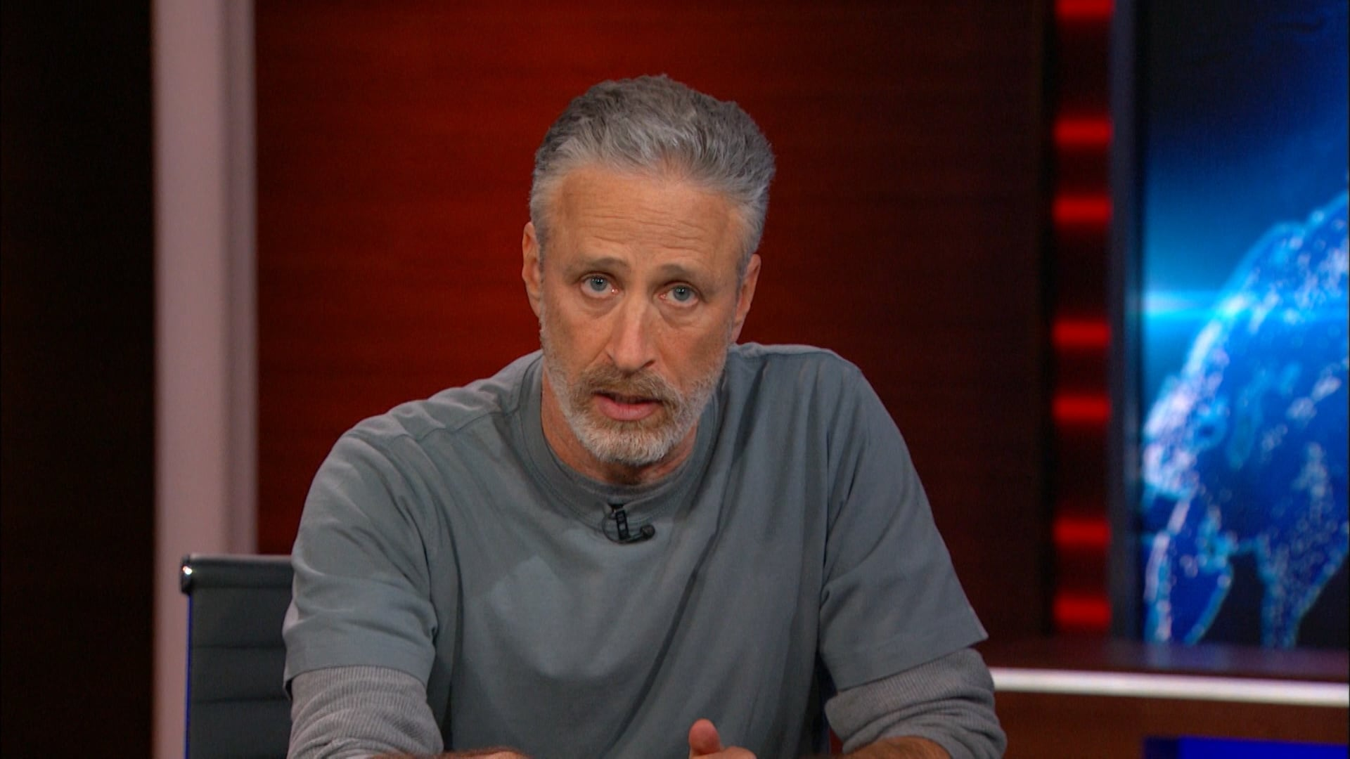 The Daily Show with Trevor Noah Season 21 :Episode 32  Jon Stewart