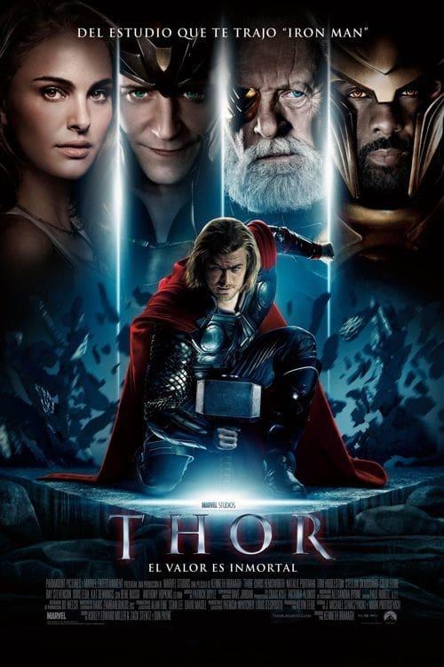 Póster Thor