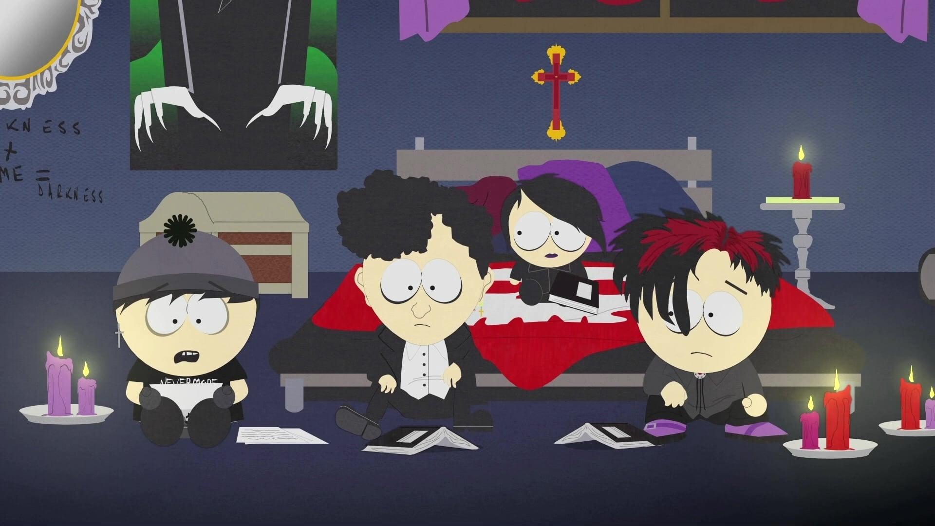 South Park Season 7 :Episode 14  Raisins