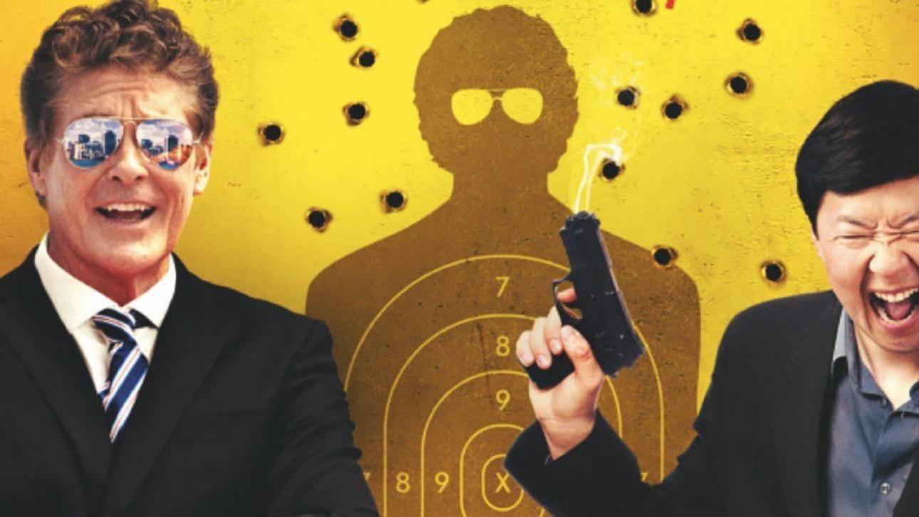 Killing Hasselhoff Image de Couverture