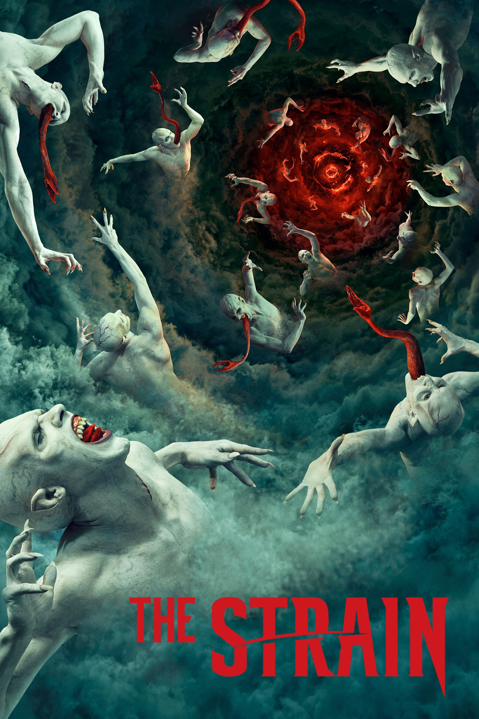 The Strain series tv complet