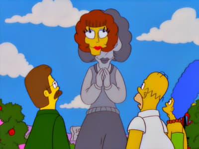 Die Simpsons Season 12 :Episode 19  Wunder gibt es immer wieder
