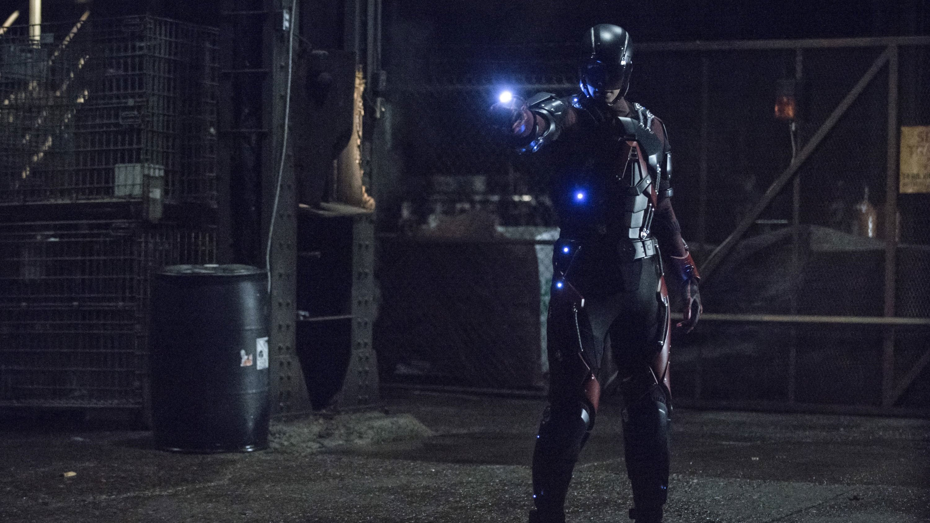 Arrow Season 3 :Episode 19  Broken Arrow