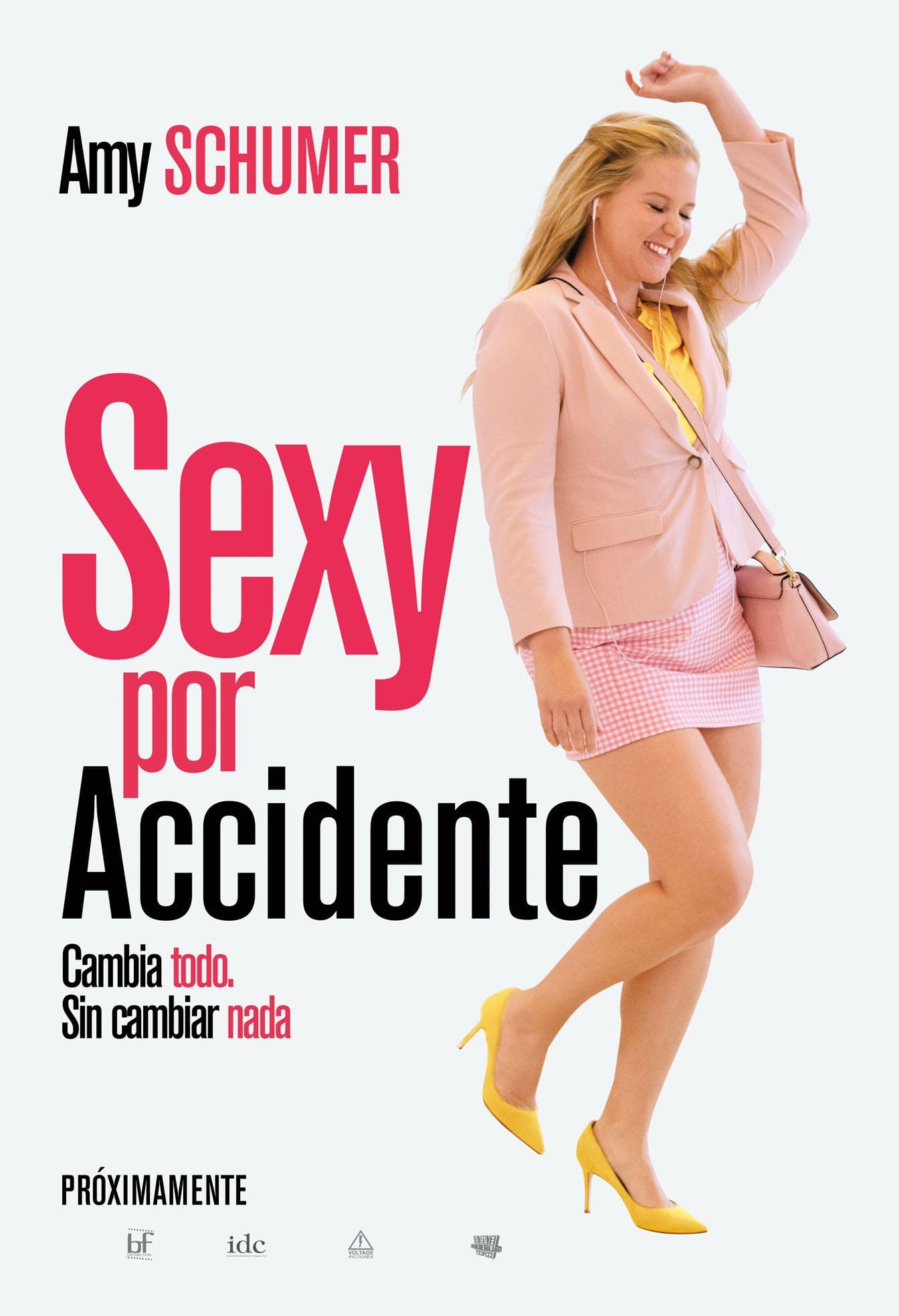 Sexy por Accidente (2018) LATINO