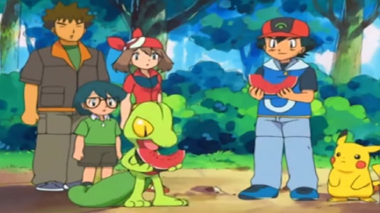 Pokémon Season 7 :Episode 1  What You Seed is What You Get