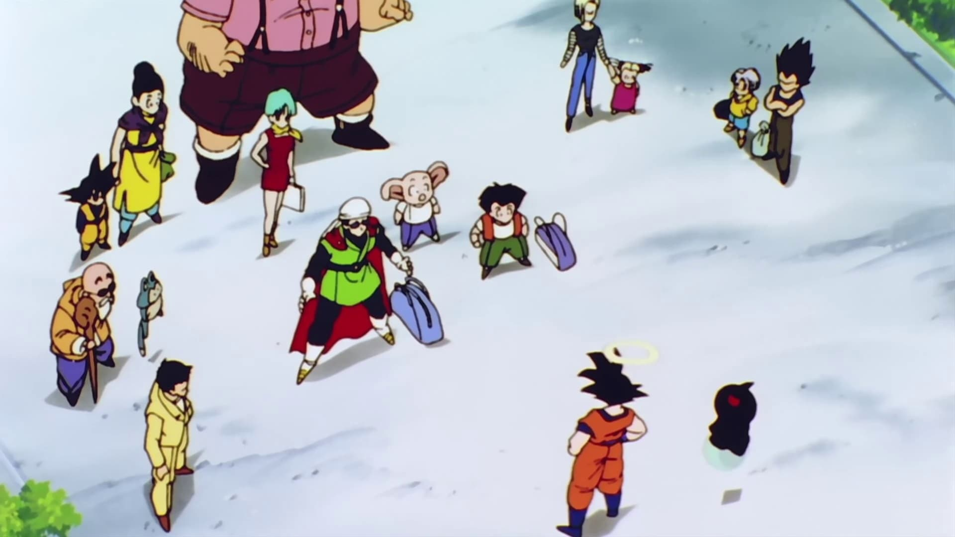 Dragon Ball Z Kai Season 5 :Episode 4  The Dragon Team Fully Assembled! Goku Has Come Back!