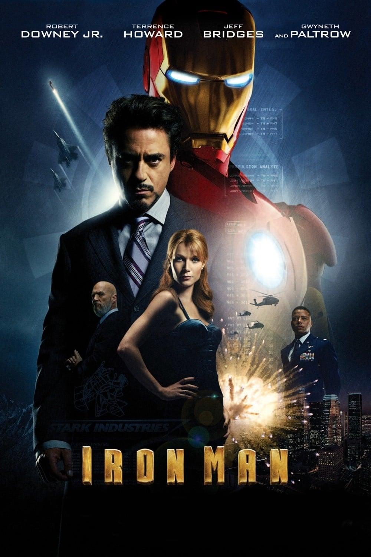 Póster Iron Man