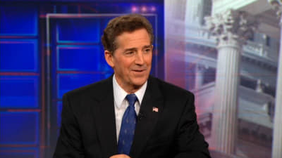 Season 17 :Episode 42  Jim DeMint