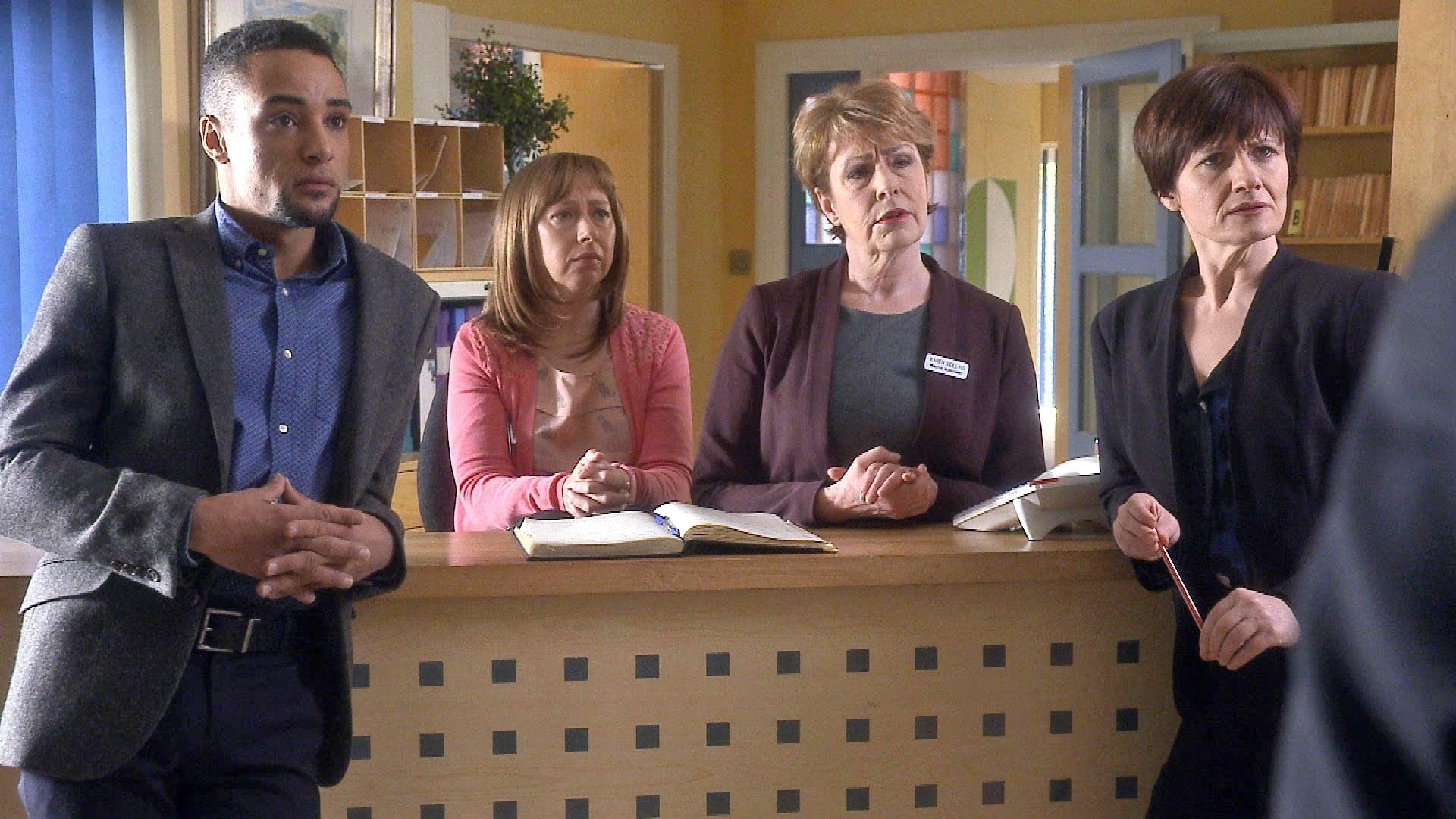 Doctors Season 18 :Episode 14  I Know She Lies